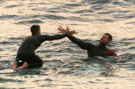 surfer rescue training